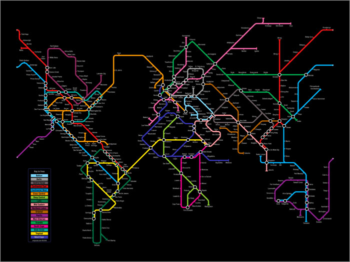 Subway map art 2018 images pictures new york city subway map map of the world map tube metro style art print s595 ebay subway map gumiabroncs Images