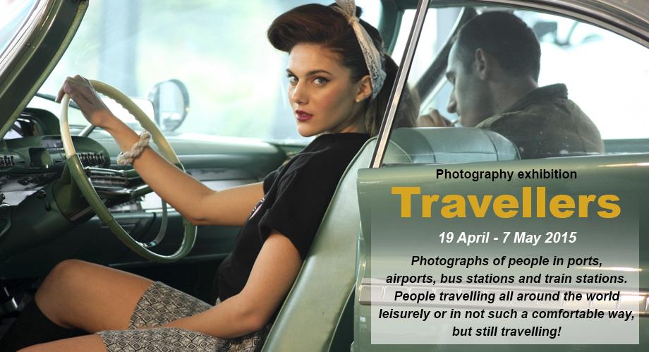 Poster - Traveller