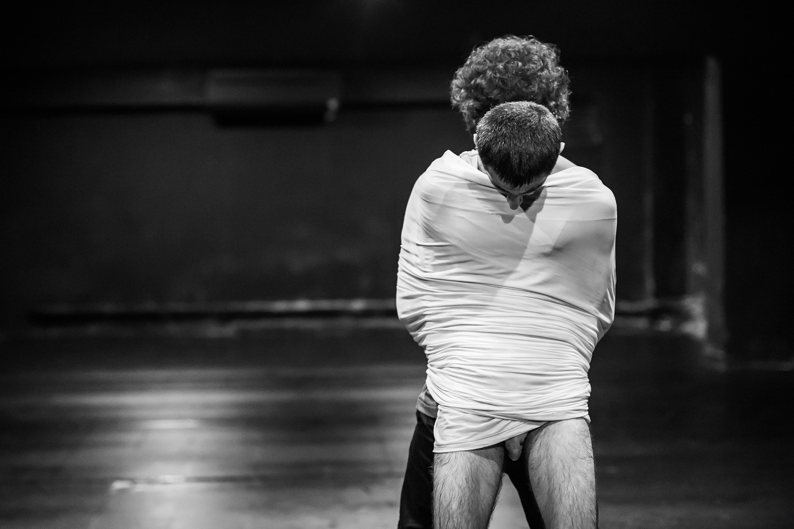 TROAS rehearsal photo by © Karol Jarek