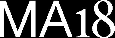MA18 logo