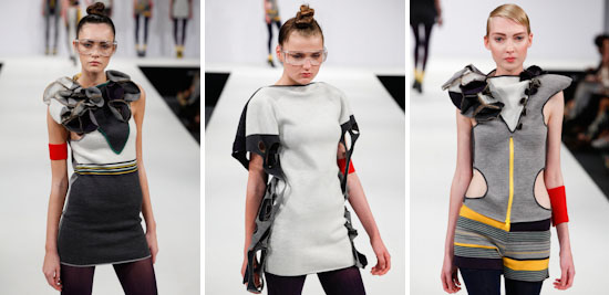Arts Thread Graduate Fashion Week Nottingham Trent University Arts Thread