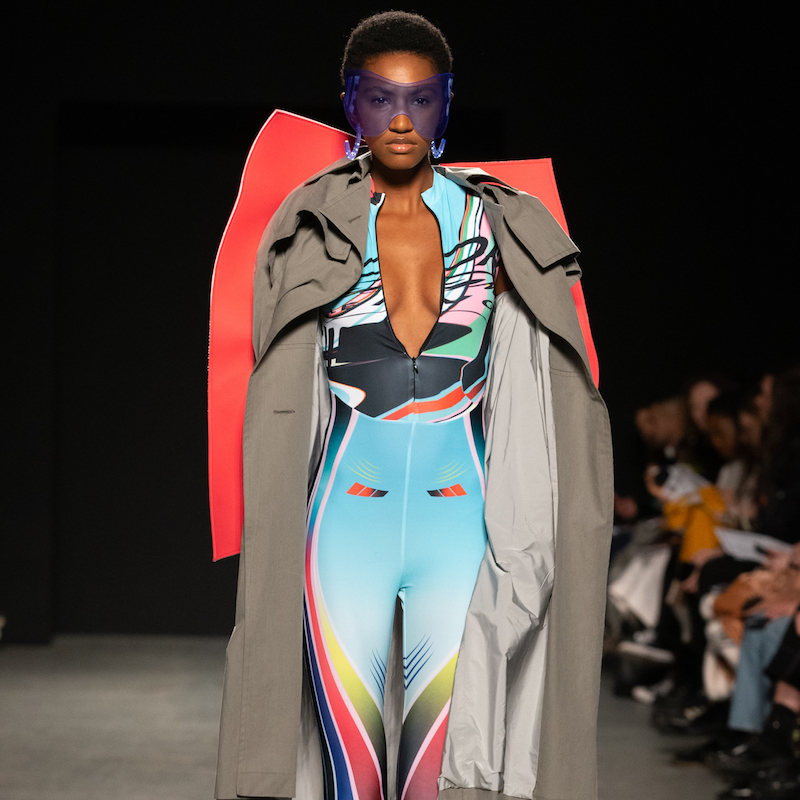Arts Thread Lfw University Of Westminster Fashion 2019 Arts Thread