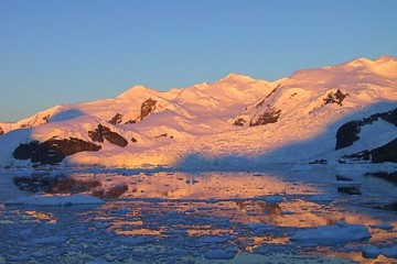 breath taking beauty of the arctic