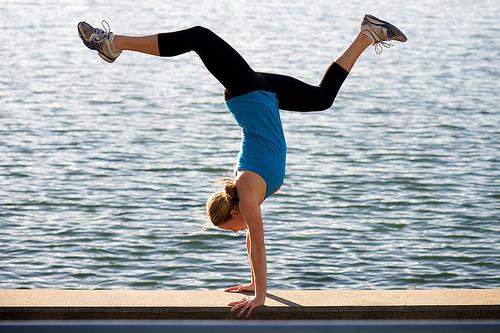 get active to get life balance!