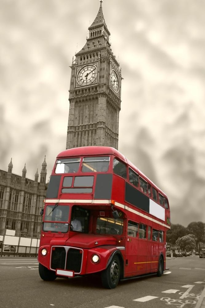 get on a London Bus to rich high in your life!
