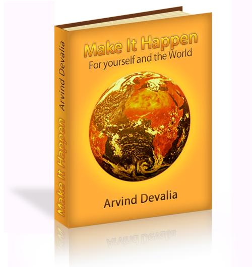 Arvind Devalia's Ebook