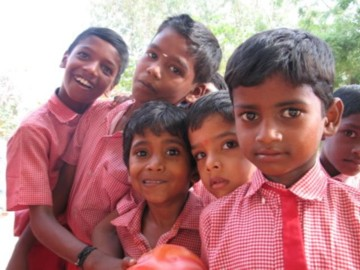 Nirvana School babies!