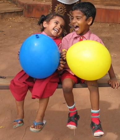 nirvana children at play