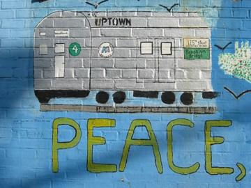 peace train coming to you soon