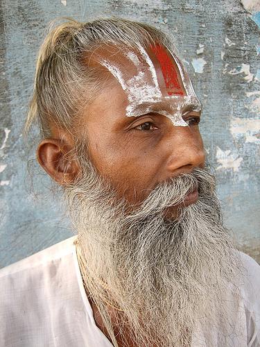serene sadhu