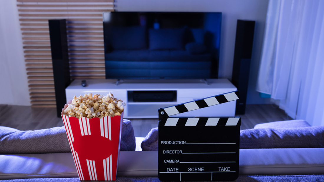5 STEPS TO CREATING A HOME CINEMA