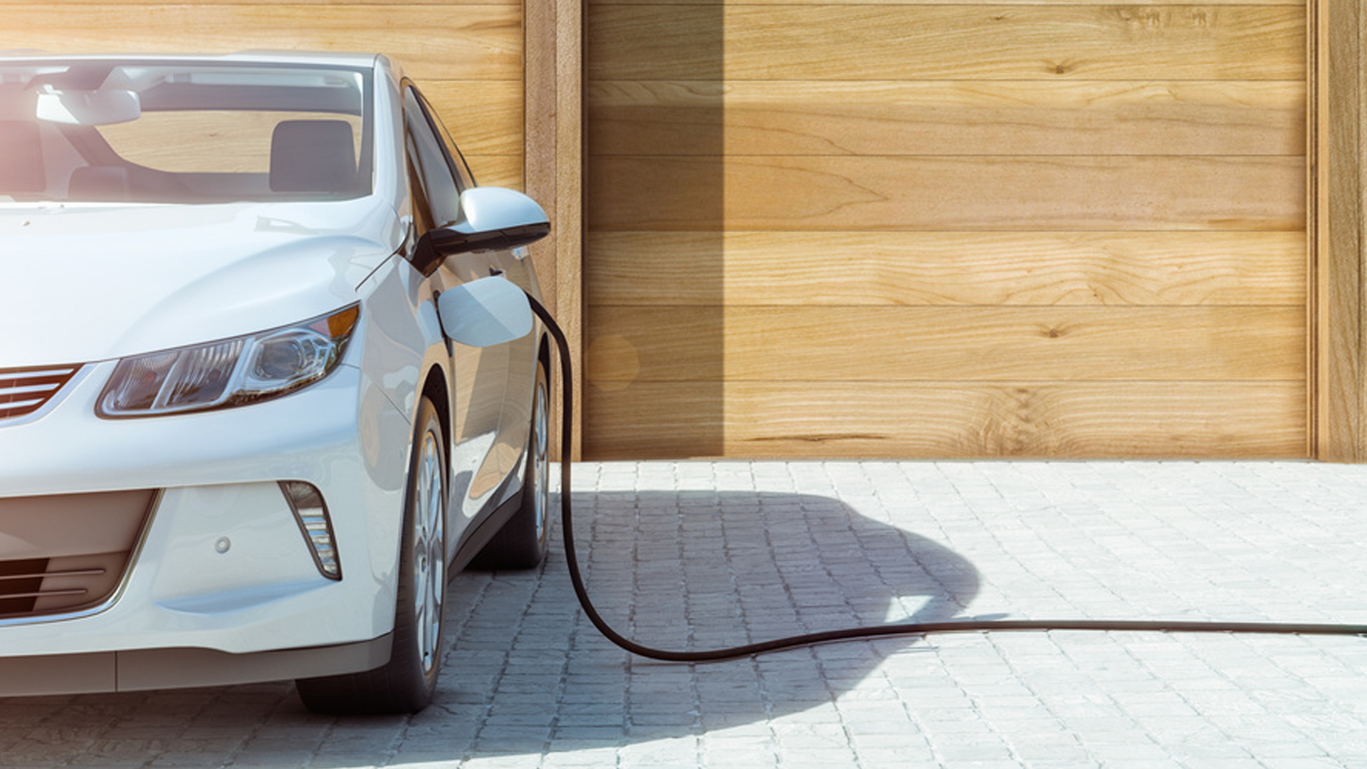 ARE ELECTRIC CAR GARAGES THE WAY OF THE FUTURE?