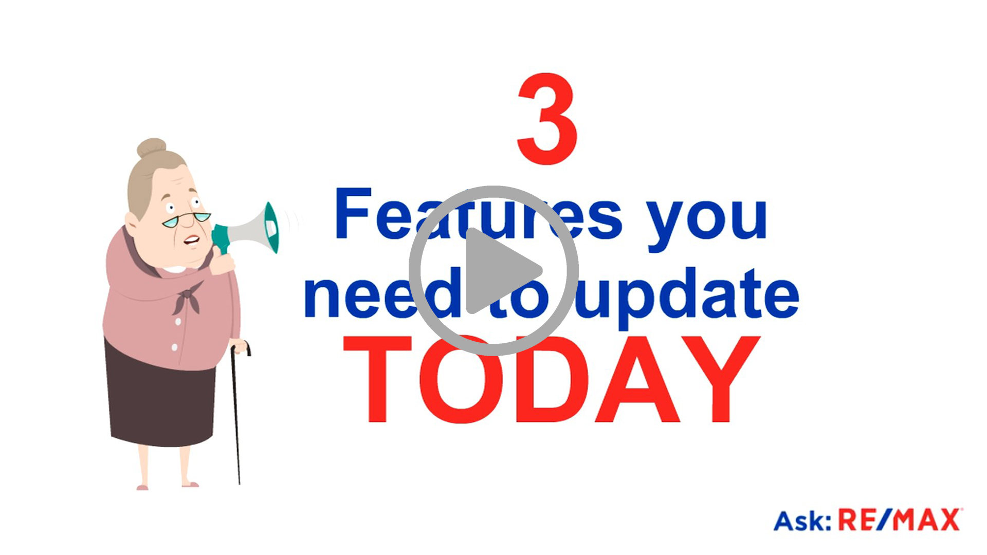 3 FEATURES YOU NEED TO UPDATE TODAY