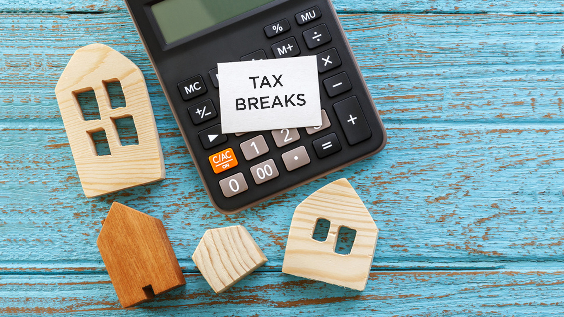 STIMULATE THE ECONOMY THROUGH TAX BREAKS FOR FIRST-TIME BUYERS