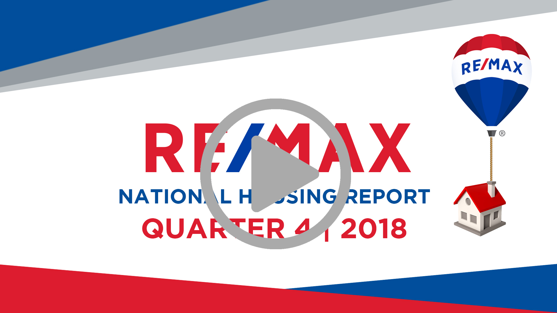 RE/MAX NATIONAL HOUSING REPORT Q4 2018