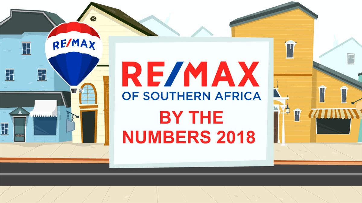RE/MAX BY THE NUMBERS 2018