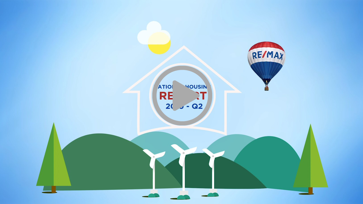RE/MAX NATIONAL HOUSING REPORT Q2 2019
