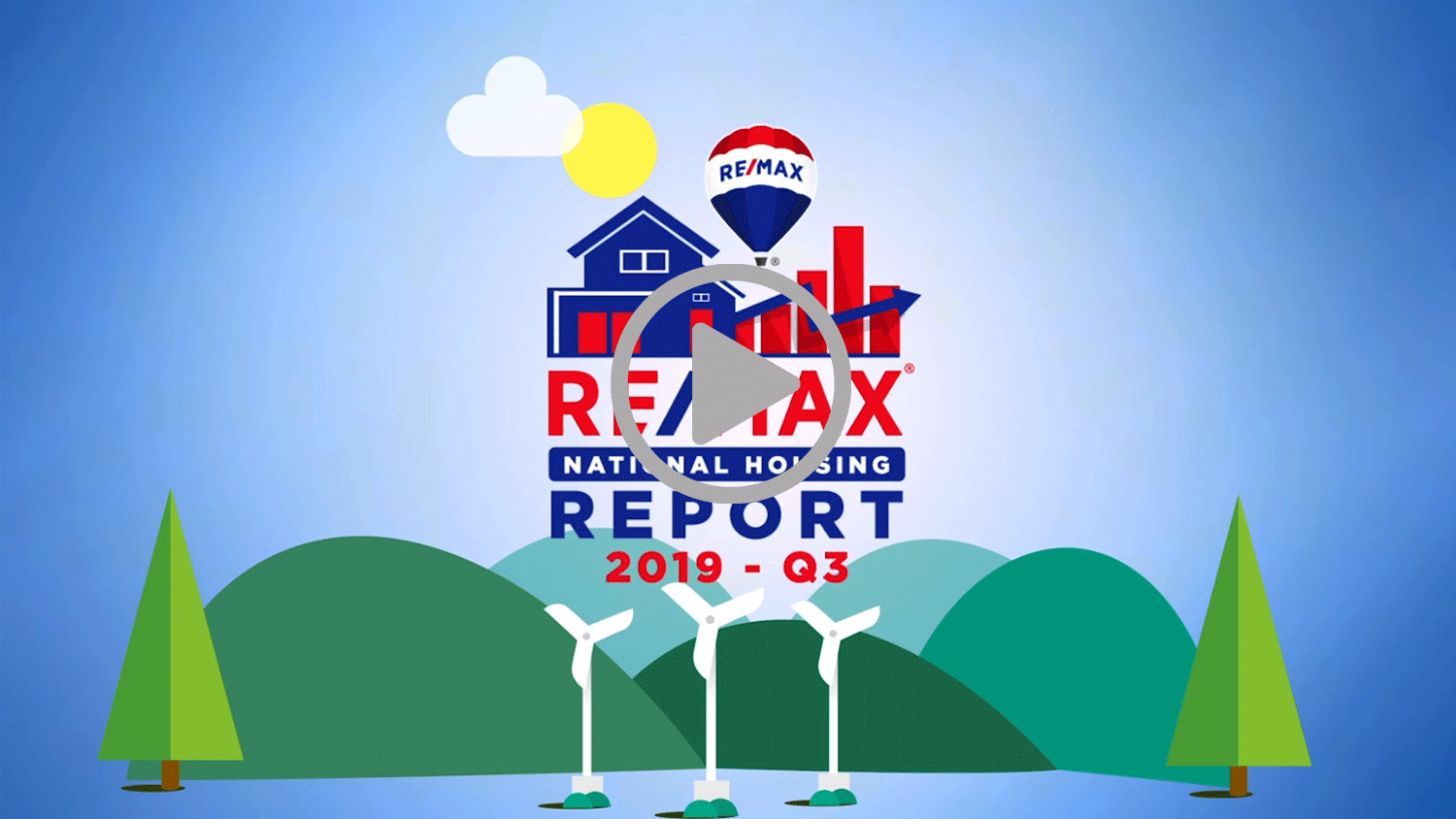 RE/MAX National Housing Report Q3 2019