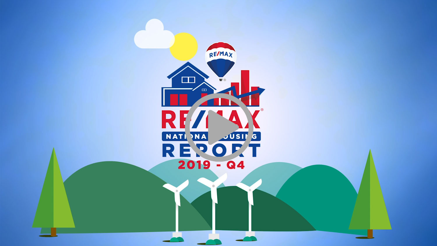 RE/MAX National Housing Report Q4 2019 A Slower Quarter than Usual