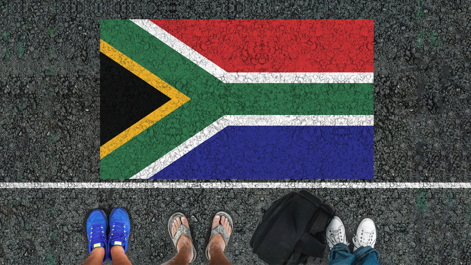 HOW MANY SOUTH AFRICANS ARE STAYING LOCAL