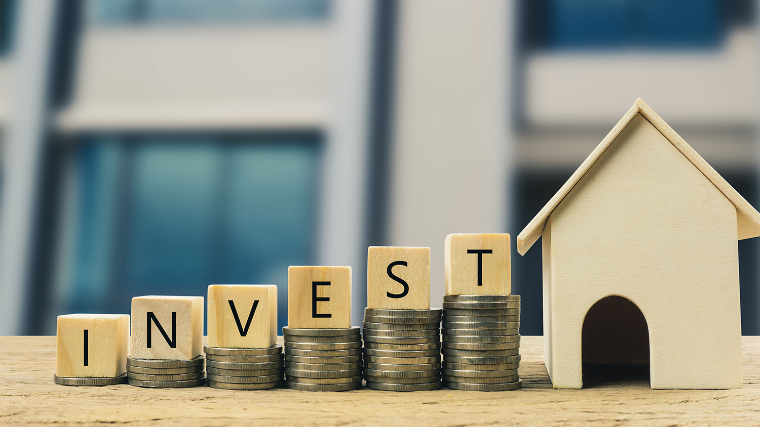 PROPERTY INVESTMENTS REMAIN ONE OF THE SAFEST OPTIONS