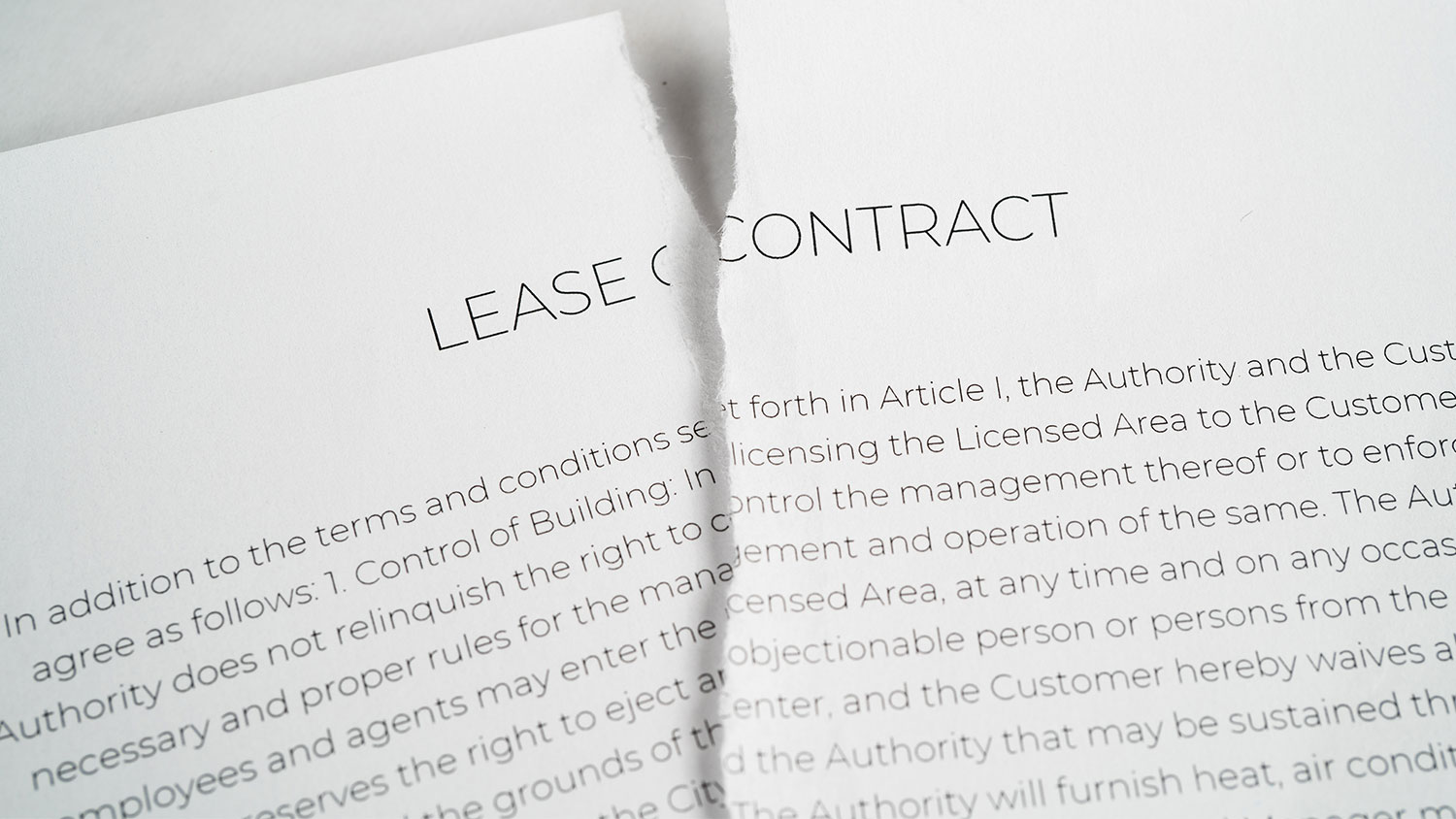 WHAT IS BREACH OF CONTRACT & WHAT LANDLORDS CAN DO ABOUT IT
