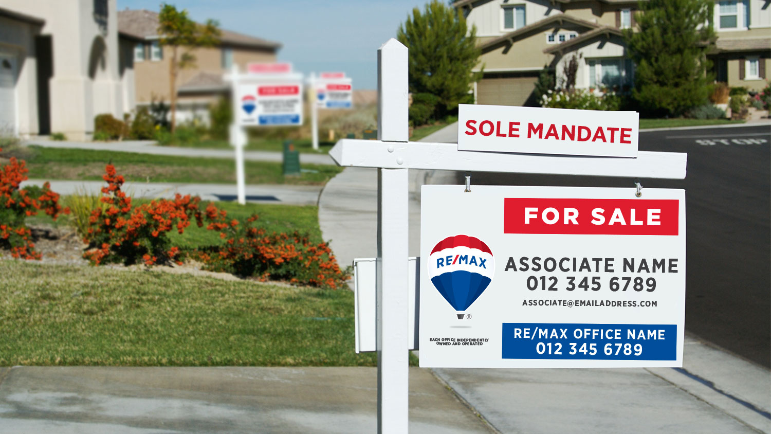 SOLE MANDATE HELPS YOU SELL IN CURRENT BUYER'S MARKET