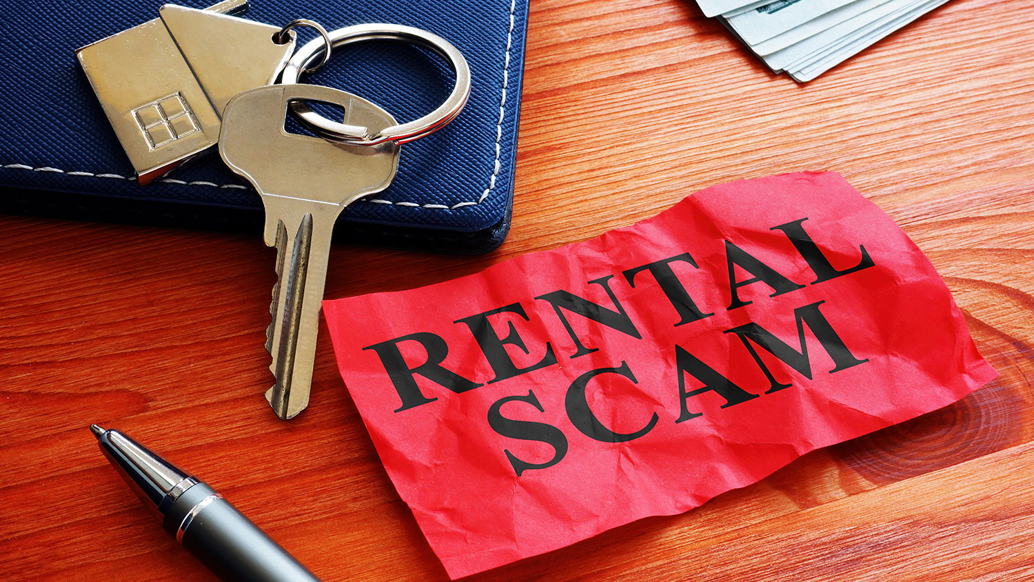 AVOID NON-REGISTERED RENTAL AGENTS OVER PEAK SEASON