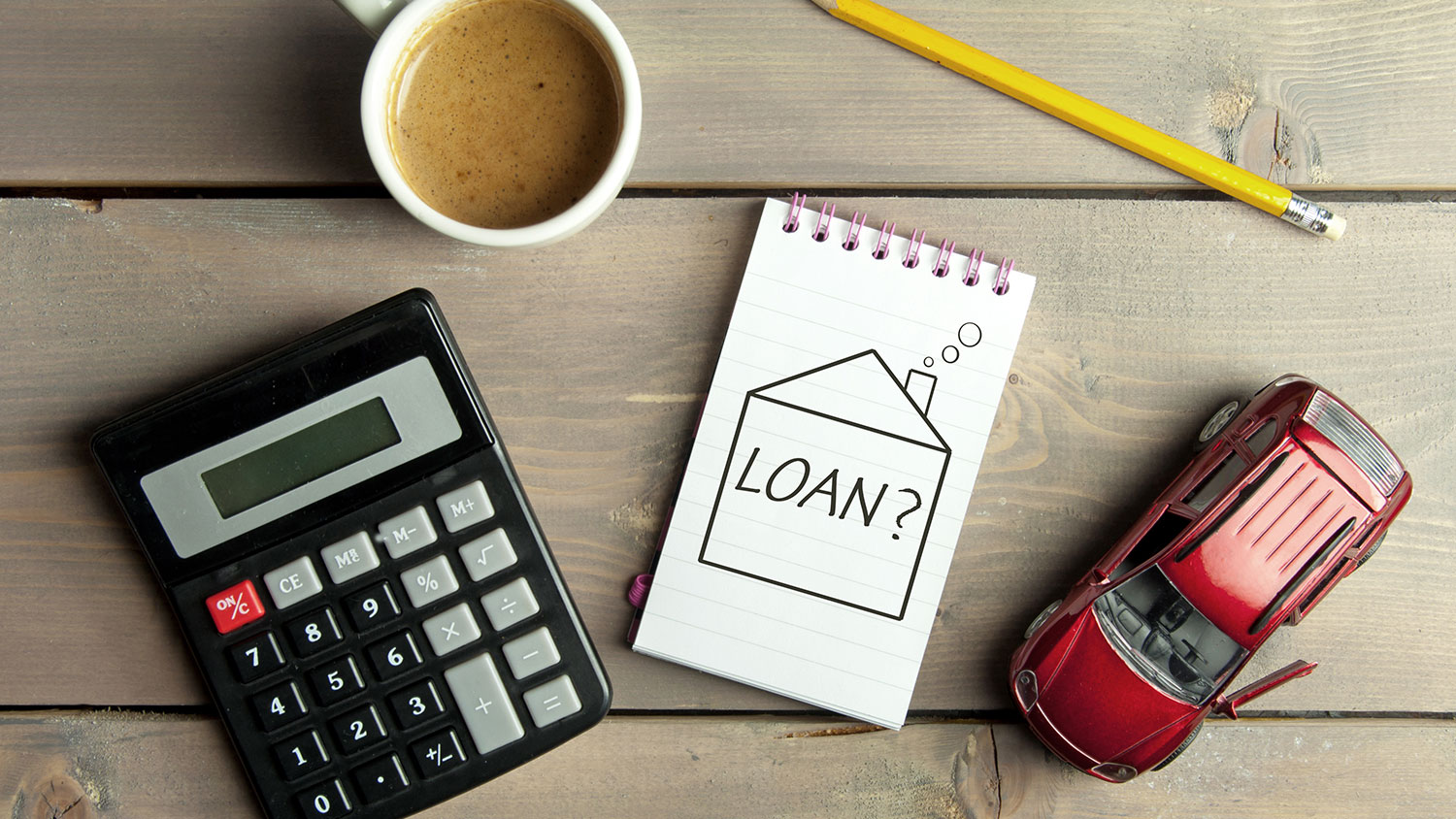 INSTEAD OF A CAR LOAN, CHOOSE A HOME LOAN