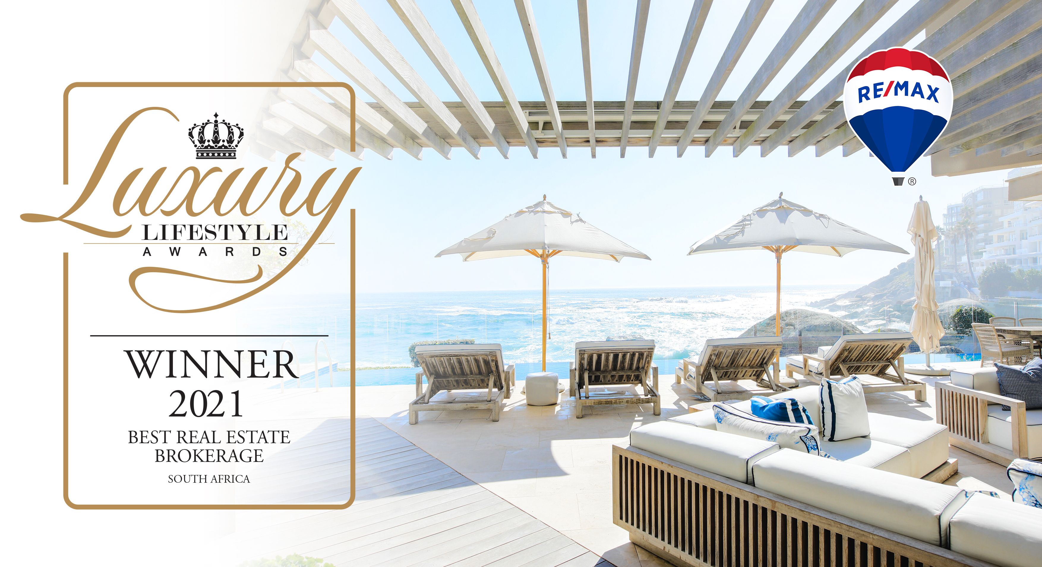 RE/MAX SA WINS GLOBAL LUXURY LIFESTYLE AWARD