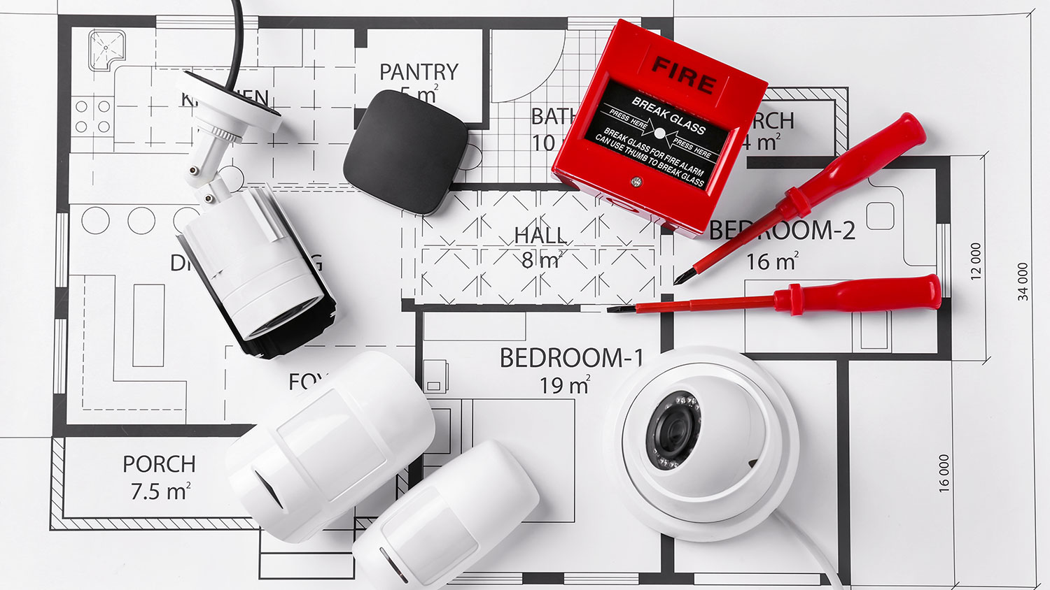 4 FIRE SAFETY MEASURES TO IMPLEMENT AT HOME