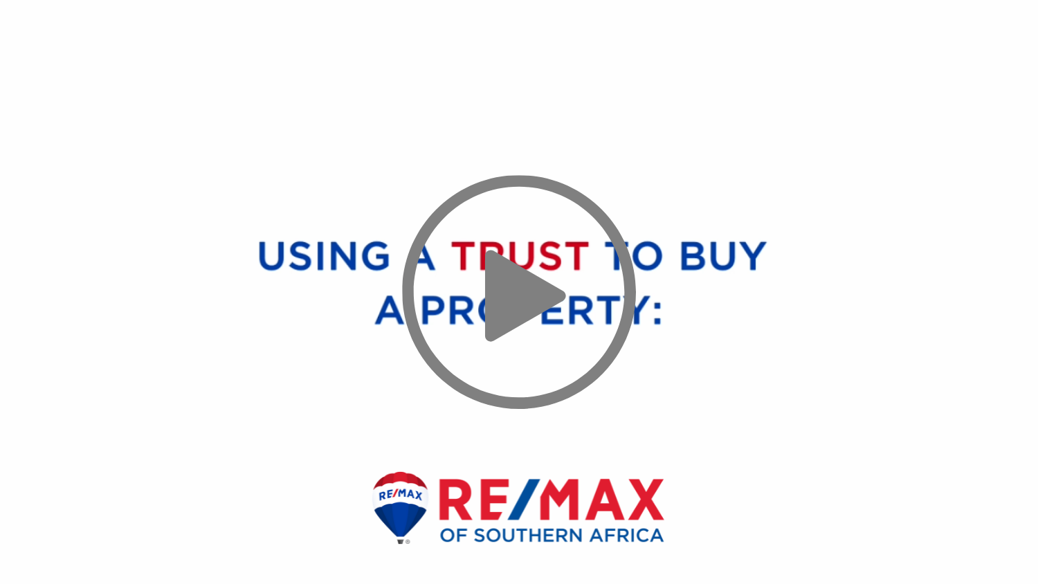 PROS & CONS OF BUYING PROPERTY THROUGH A TRUST