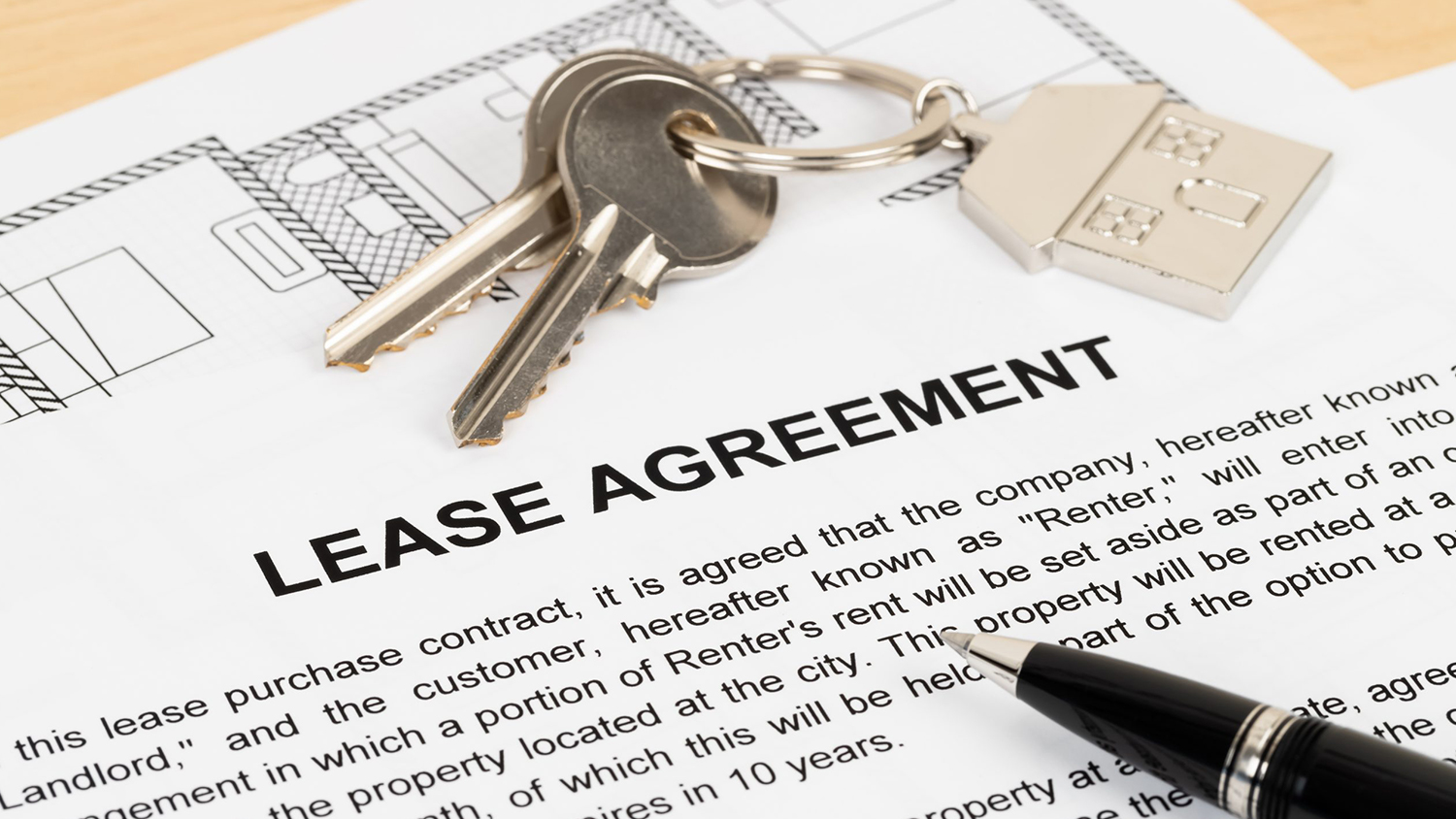 AN EASY GUIDE FOR DRAFTING YOUR LEASE AGREEMENT