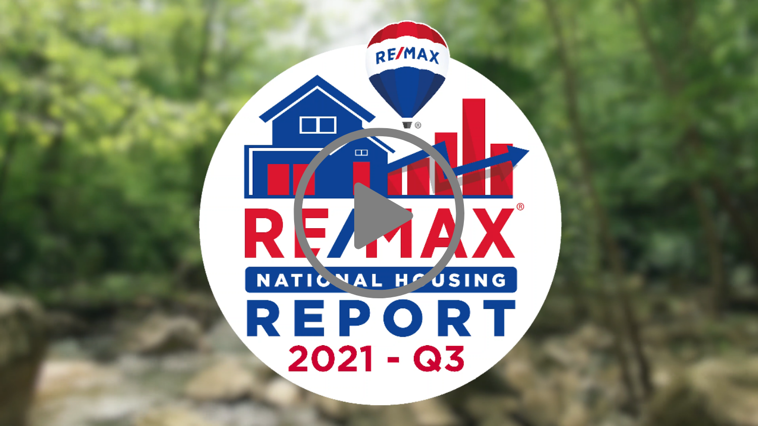 RE/MAX NATIONAL HOUSING REPORT Q3 2021