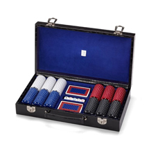 Poker Sets. Luxury Games from Aspinal of London