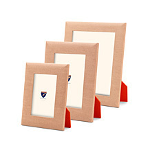 Leather Photo Frames. Homeware & Gifts from Aspinal of London