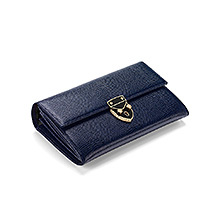 The Shield Lock Purse. Ladies Wallets & Purses from Aspinal of London