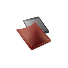 iPad Mini Leather Sleeve. Luxury Travel Accessories from Aspinal of London