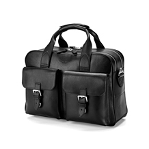 Harrison Overnight Business Bag. Business Cases from Aspinal of London
