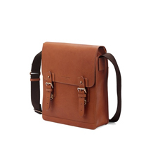 The Small Shadow Messenger Bag. Business Cases from Aspinal of London