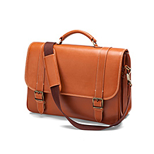 Satchel Briefcase. Business Cases from Aspinal of London