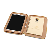 Marylebone iPad Air Case with Crossbody Strap. iPhone & iPad Cases from Aspinal of London