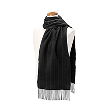 Mens Cashmere & Wool Scarves. Mens Collection from Aspinal of London