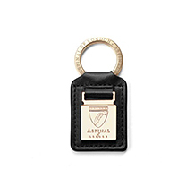 Aspinal Plaque Keyring. Key Rings & Charms from Aspinal of London