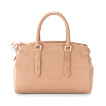Brook Street Bag in Deer Saffiano. Handbags & Clutches from Aspinal of London