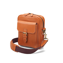 The Small Harrison Messenger Bag. Business Cases from Aspinal of London