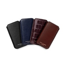 iPhone 6 Case. Luxury Travel Accessories from Aspinal of London
