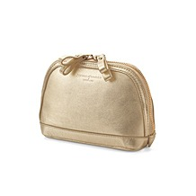 Small Hepburn Cosmetic Case. Beauty Accessories from Aspinal of London