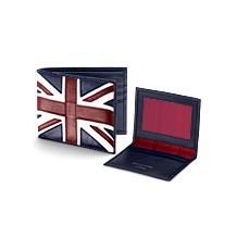 Brit ID Wallet. Mens Leather Wallets from Aspinal of London