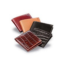 Leather Billfold Wallets. Mens Leather Wallets from Aspinal of London